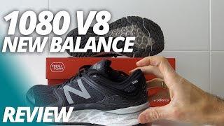 New Balance 1080 v8: para acumular kilómetros