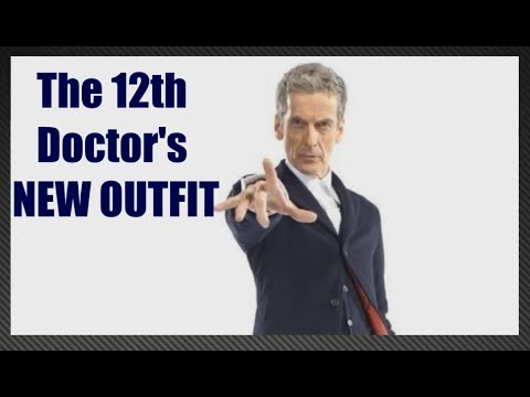 The 12th Doctor's Outfit REVEALED - YouTube