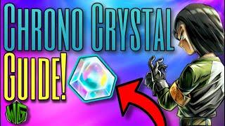 How To Get Chrono Crystals On Dragon Ball Legends - In Depth Chrono Crystals Guide - DBL CC Guide