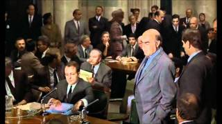Gerichtsszene  The Godfather 2