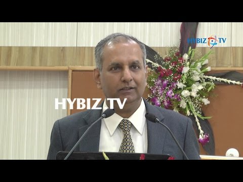 Aravind Desh Pandey | SBI Amaravati Administrative Business UNIT Launch | hybiz