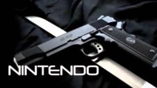 NINTENDO-чёрный пистолет