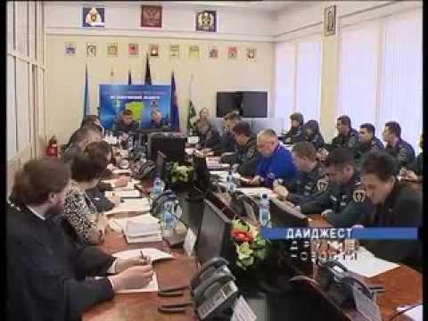 На областном уровне обсудили подготовку к Крещенскому купанию в Кузбассе