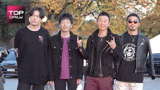 노브레인ㅣ2020 대중문화예술상 레드카펫 201028 …