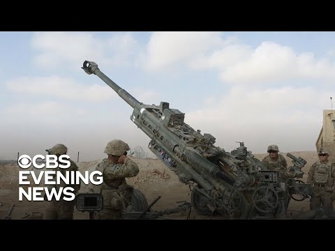 U.S. Troops Remain In Syria