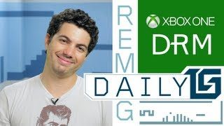 Microsoft Reverses DRM Policy, Cliffy-B Responds, and Final Fantasy XV - TGS