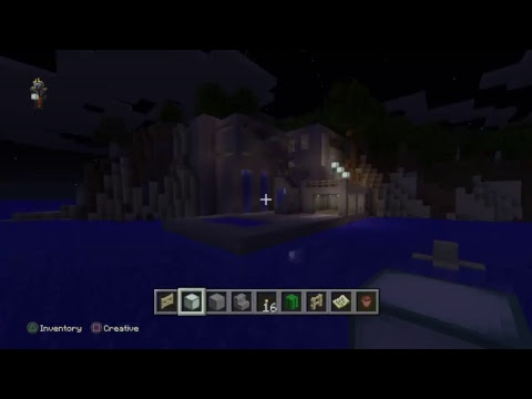Mine Craft Dabb Series / Beach Mansion