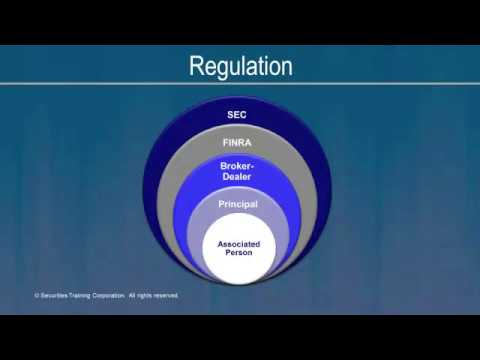 FINRA Licensing Presentation: Series 7 And 63 Exam