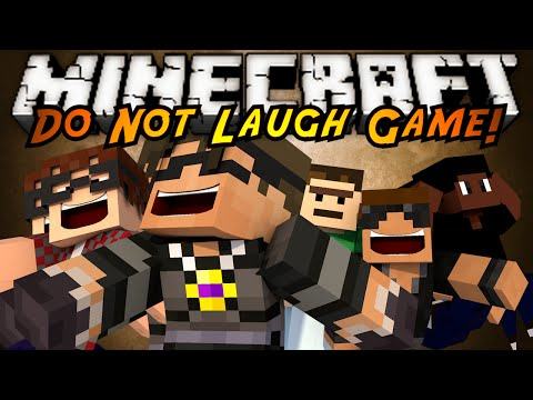 Minecraft MiniGame : DO NOT LAUGH 13!