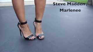 видео Женская летняя обувь
