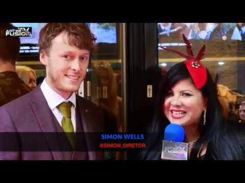 ART IN FUSION TV - INTERVIEW WITH MOVIE DIRECTOR SIMON WELLS Mp3