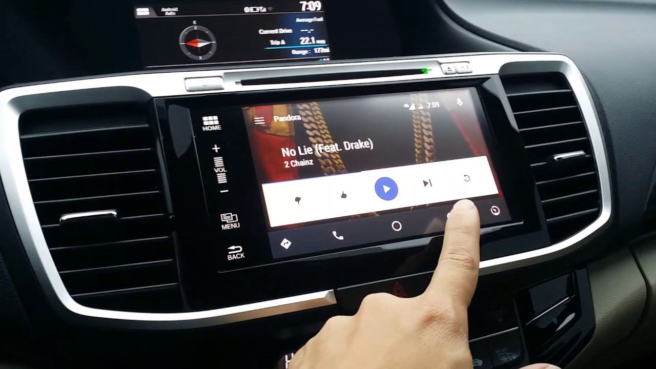 John 2017 Honda Accord Exl Android Auto Functionality From Matt Davis At Schomp