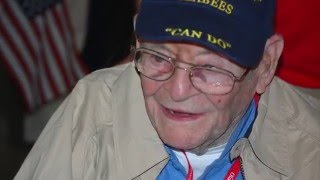 Old Glory Honor Flight: Thanking True Heroes