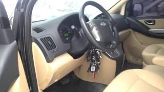 Hyundai Grand Starex, HVX VIP Pack 4wd 2015 год