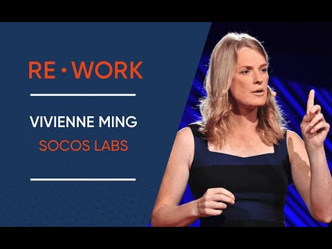 Vivienne Ming, Co-Founder, Socos – RE.WORK Deep Learning Summit 2015