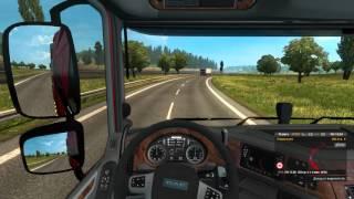 Euro Truck Simulator 2 - заказы через World of Trucks