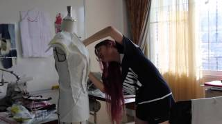 LIFE - The real life of Fashion design student.