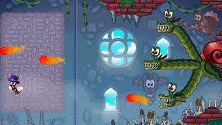 SNAIL BOB 2 // WORLD 2 (iOS Gameplay)