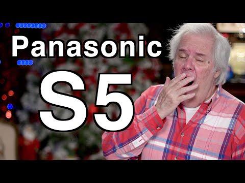 Panasonic S5 Announced