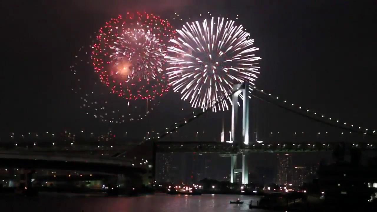 2017 Fireworks - Tokyo Japan | 東京日本花火2 017 - New year 2017 ...