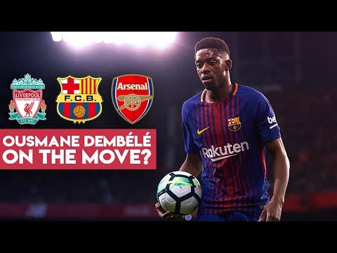 96c53913f97 Guillem Balague says an Arsenal intermediary have asked Barcelona about a  loan deal with an option to buy for Ousmane Dembele : Gunners