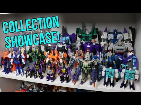 Thew's Transformers Collection Tour!