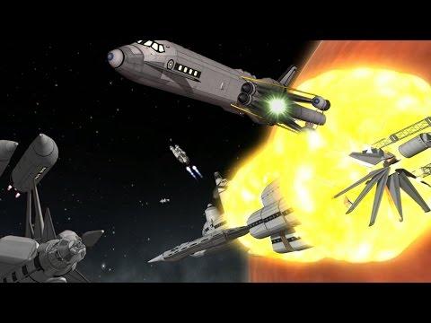 KSP: Kerbin Invades Duna! (Duna Attacks ep. 11)