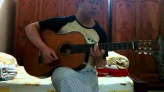 Đêm Thánh Vô Cùng guitar solo