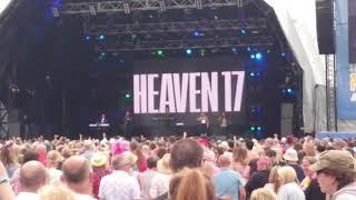 Heaven 17 Let's Dance Let's Rock Scotland 2018