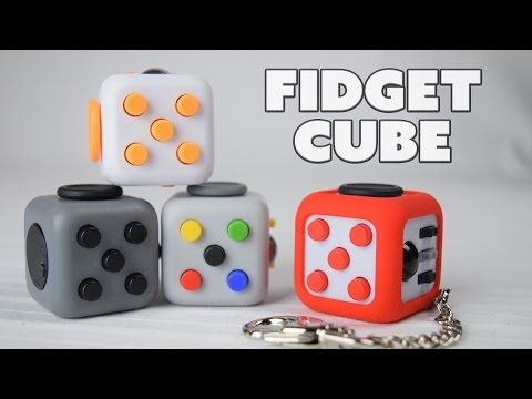 Fidget Cube! | Unboxing and Overview