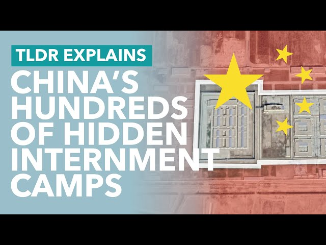 China's Hidden Concentration Camps: How China Imprisoned Millions of Uighurs - TLDR News