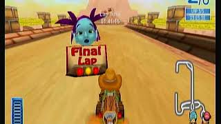 JumpStart Crazy Karts Wii (Part 1)