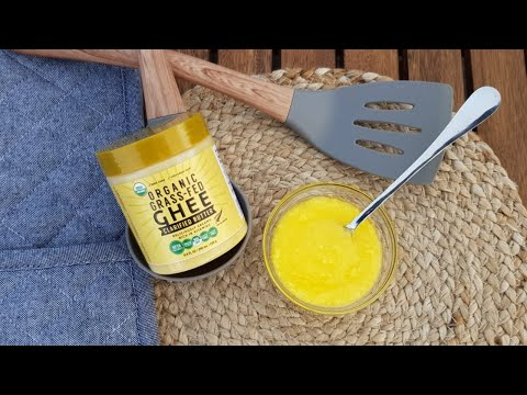 What Organic ghee means for your health and wellbeing