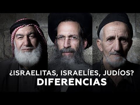 Estas Son Las Diferencias Entre Israelitas, Israelíes Y Judíos