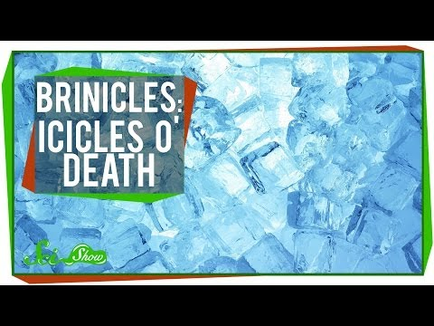 Brinicles: Icicles o' Death