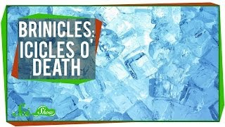 Brinicles: Icicles o' Death
