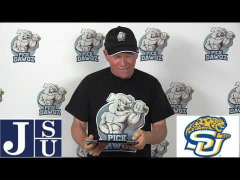 Southern vs Jackson State 1/13/20 Free College Basketball Pick and Prediction CBB Betting Tips (skip to 43s)