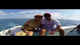 Paseo Catamaran Isla Mujeres!