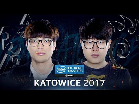 StarCraft II - ByuN vs. Solar [TvZ] - Group A - IEM Katowice 2017