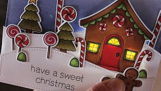 How to make a Christmas card that lights up