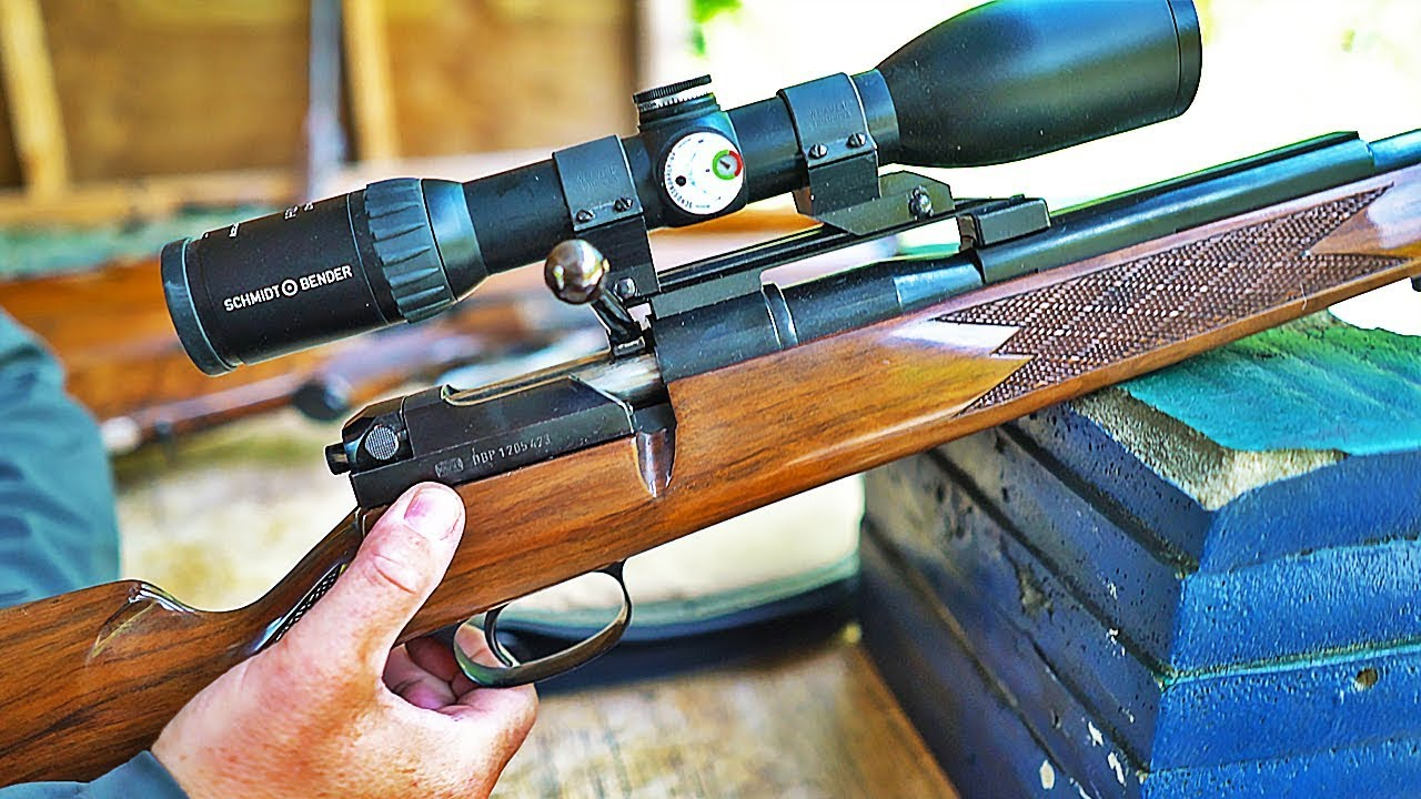 Repeat Mauser 66S by USOG - You2Repeat