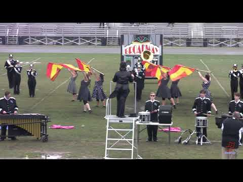 East Duplin High School Marching Panthers at Midway 10/5/2019