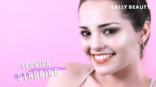 Maquillate con la técnica de Strobing