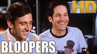The 40-Year-Old Virgin - Bloopers / Gag Reel | (HD)