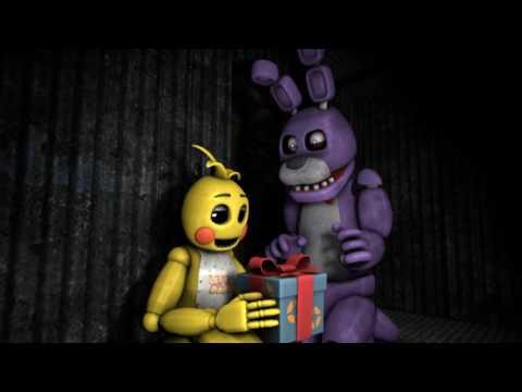 Bonnie x toy cika