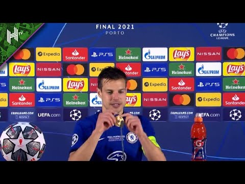 Download There is no better player in world football than Ngolo Kante says Cesar Azpilicueta after UCL final