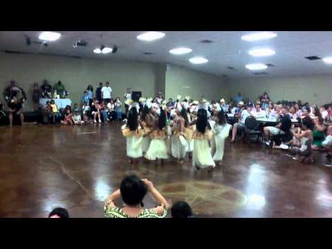 Pacific Heights Express Tamarii Otea @ Guam Libertion TX 2012