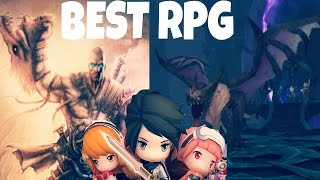Top 14 Best RPG Games For Android 2016