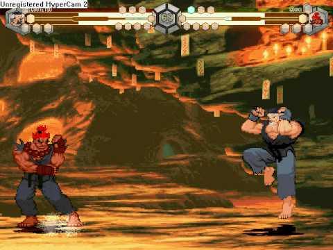 Street fighter start fight 48 3d - 5 3