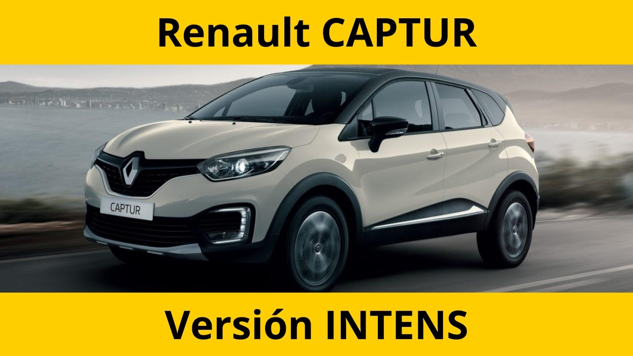 renault captur intens 2018 youtube. Black Bedroom Furniture Sets. Home Design Ideas